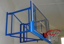 Salės krepšinio stovai