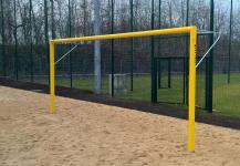 Pliažo futbolas