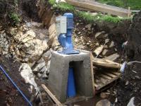 Vidutinio vandens spaudimo generatoriai