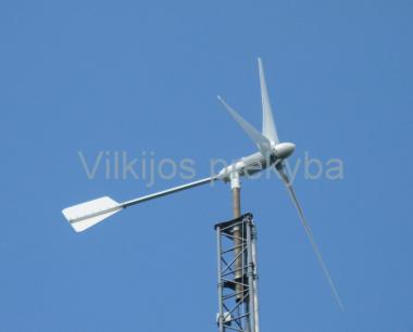 3 KW vėjo generatorius
