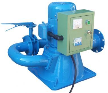 Didelio vandens spaudimo generatoriai