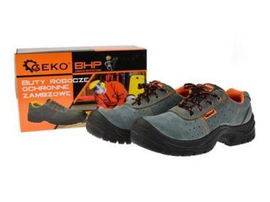Darbiniai batai 43 zomšiniai