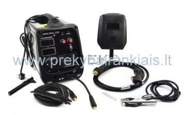 MAG/MIG suvirinimo aparatas GEMAG  220