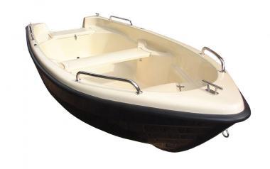 Motorinė - irklinė valtis Vilkija  390