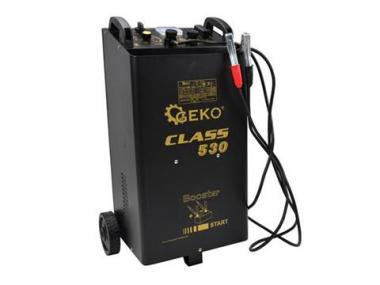 Įkrovėjas - paleidėjas CLASS 530 LCD