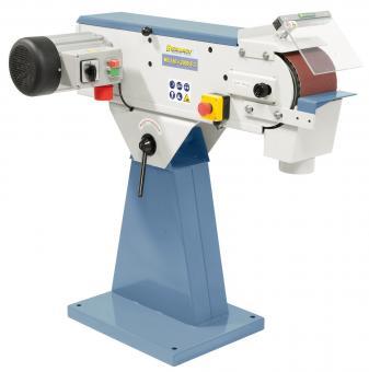 MS 150 x 2000 S-2 Juostinės metalo šlifavimo staklės