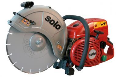 SOLO 881 - 12 motorinė pjaustyklė