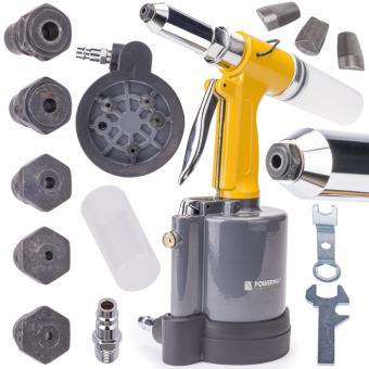 Kniediklis pneumatinis 2,4 - 6,4 mm PM-NP-1400T