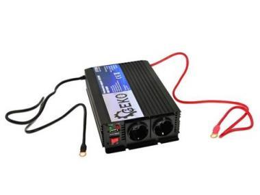 Įtampos keitiklis 12V/230V 800/1600W