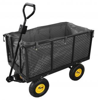 Sodo vežimėlis XL 300 kg