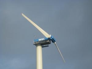 Vėjo generatorius WES30 250KW