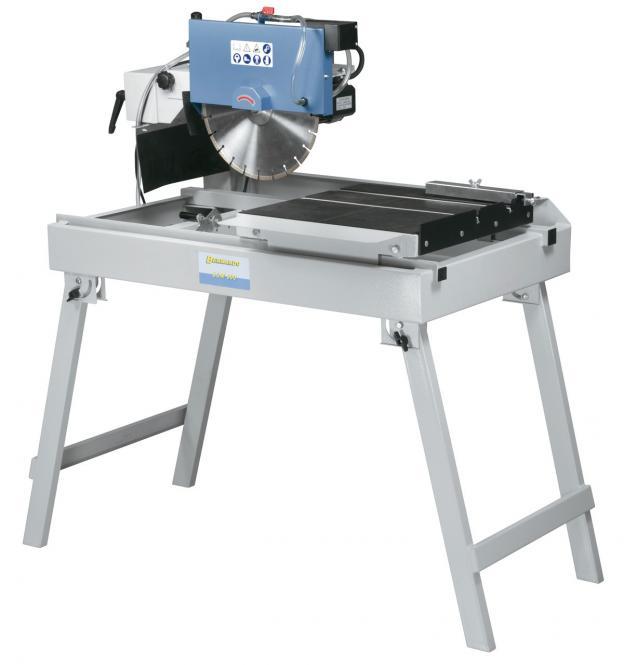 SCM 600 - 230 V plytelių pjovimo staklės