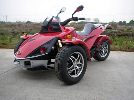 Triratis motociklas K-250cc