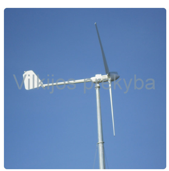 5 KW vėjo generatorius
