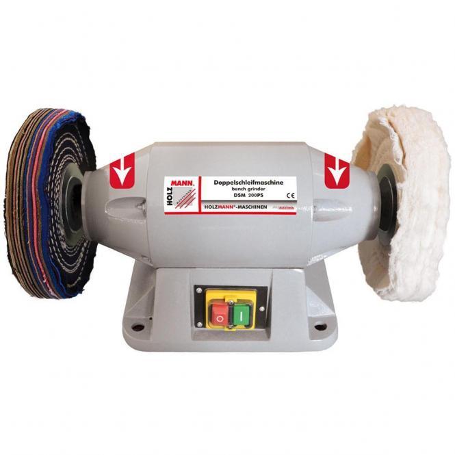 DSM200PS poliravimo staklės