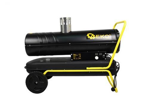 Dyzelinis šildytuvas 40 kw su išmetimo nuvedimu
