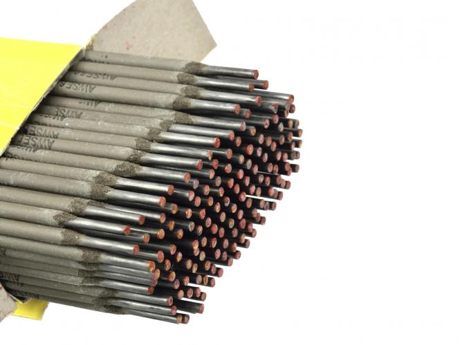 Suvirinimo elektrodai 4mmx350mm 5kg