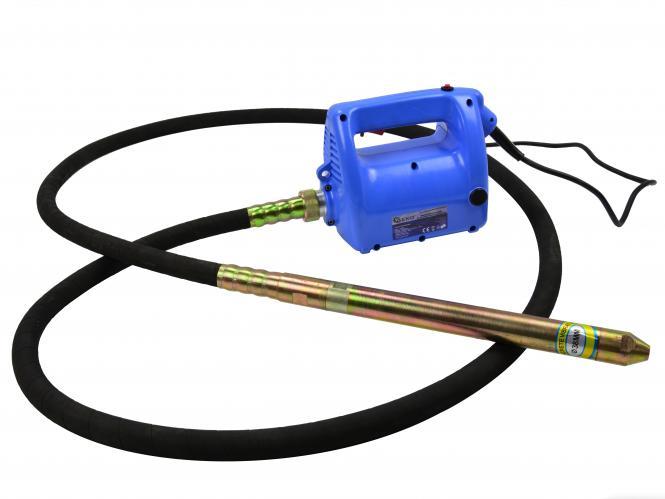 Vibratorius betonui WG-547 1600W  elektrinis