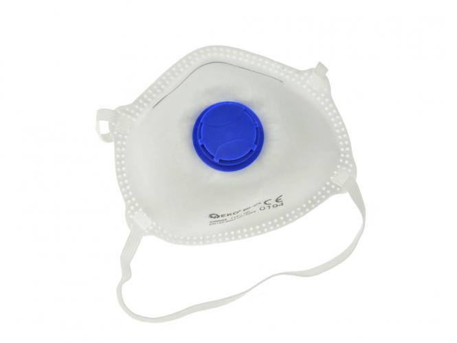 Respiratorius su vožtuvu FFP1 15 vnt