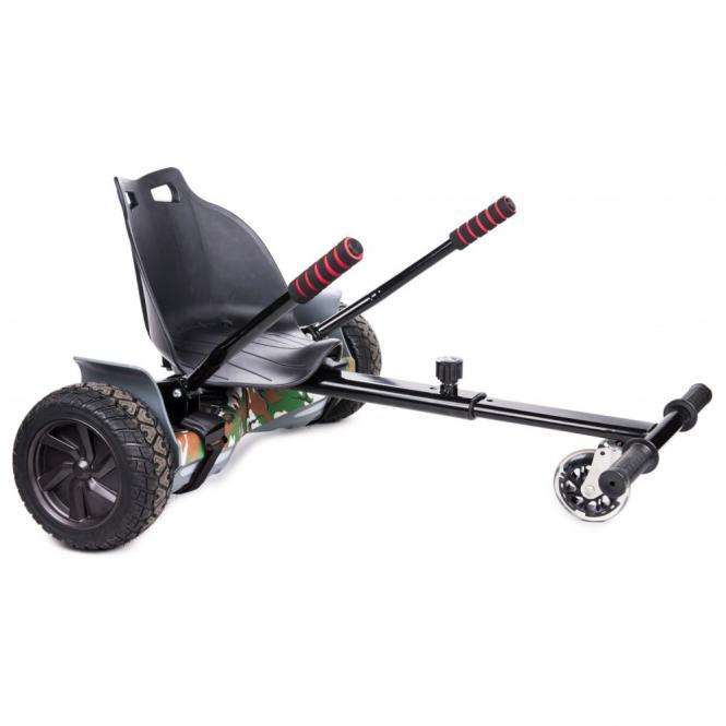 Vežimėlis PM-WDJ-01skirtas elektrinei riedlentei HOOVERBOARD