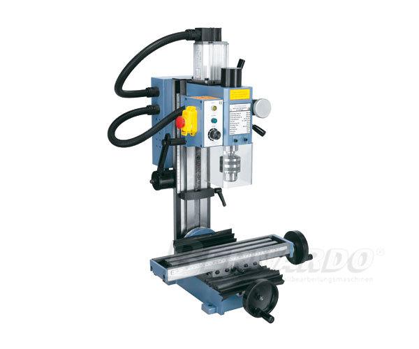 Gręžimo - frezavimo staklės KF 20 Super