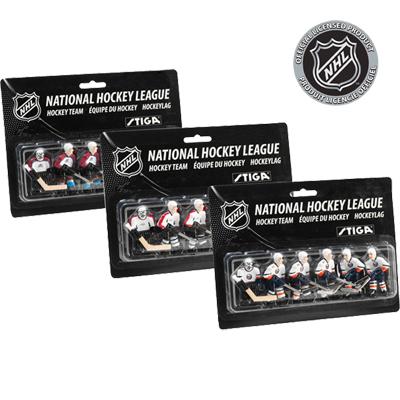 NHL KOMANDŲ RINKINYS