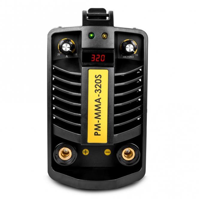 Inverterinis suvirinimo aparatas 320A IGBT PM-MMA-320S