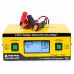Mikroprocesorinis akumuliatorių įkrovėjas 6V - 24V PM-PM-60B
