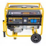 Elektros generatorius PM-AGR-6500KE-K
