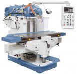 Variomill FU 1600 E Servo Metalo frezavimo staklės/Universalios frezavimo staklės