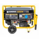 Generatorius PM-AGR-3000KE-EL su elektriniu užvedimu