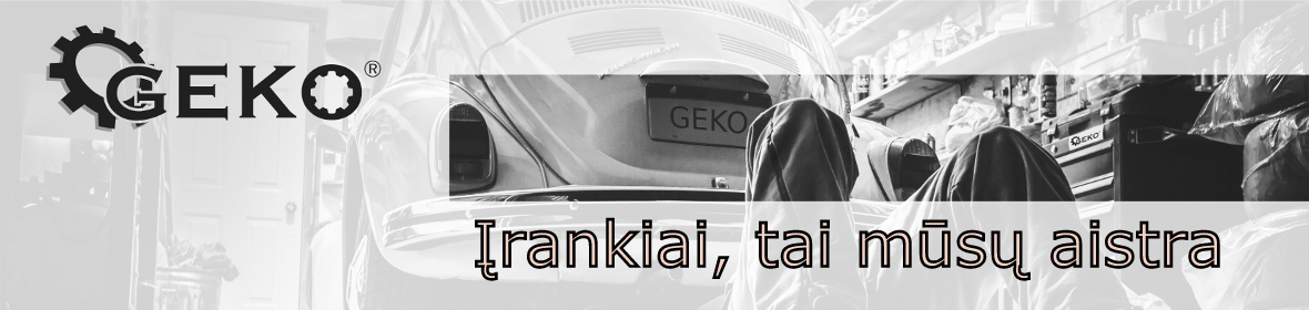 Geko garažas